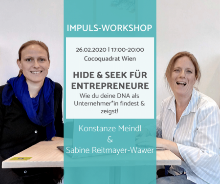 Hide and Seek für UnternehmerInnen