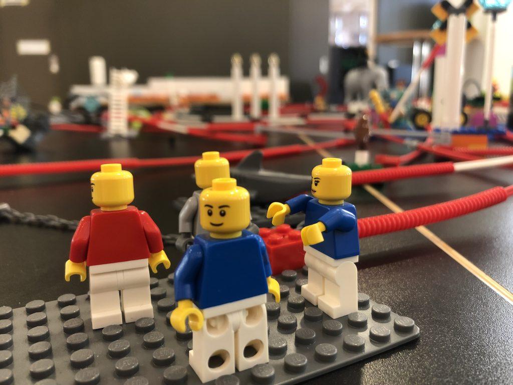 Lego® Serious Play®Facilitation Workshop