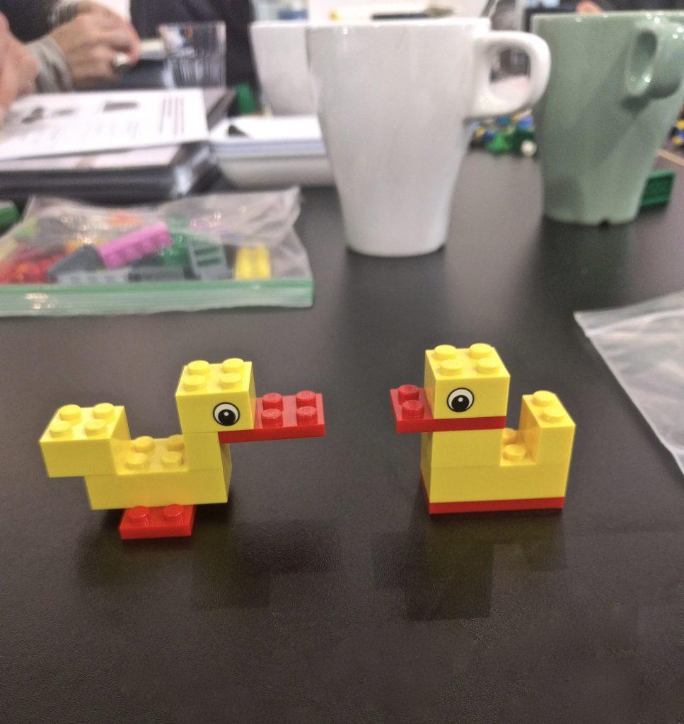 Lego® Serious Play® Workshops Enten