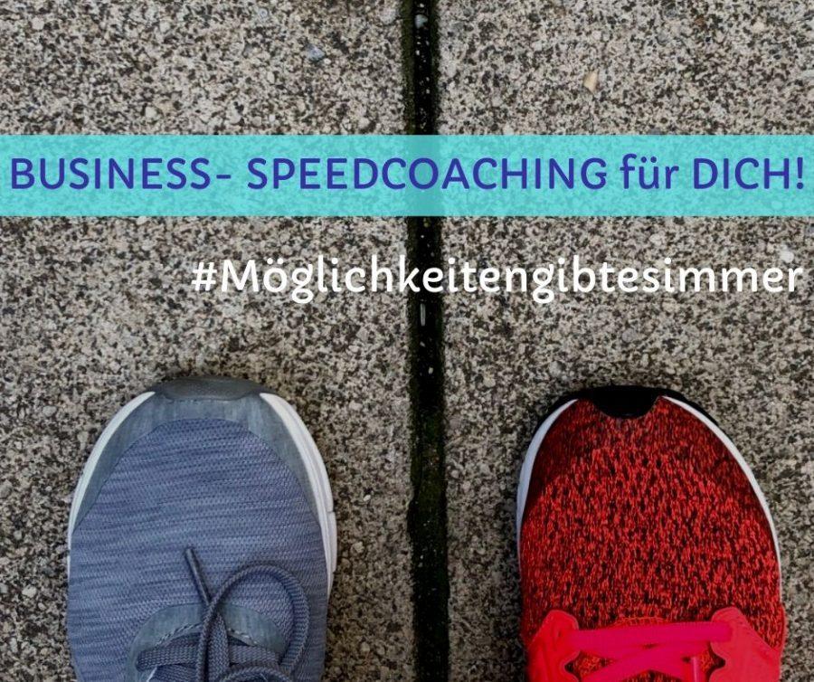 Visual Business Speedcoaching Individual