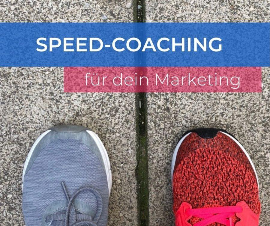 Visual Speedcoaching Marketing