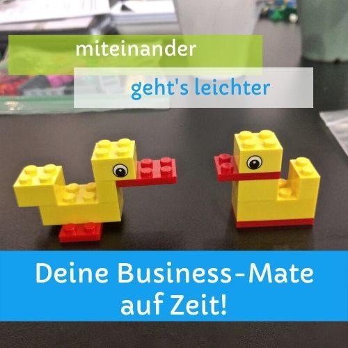 BUSINESS MATE AUF ZEIT