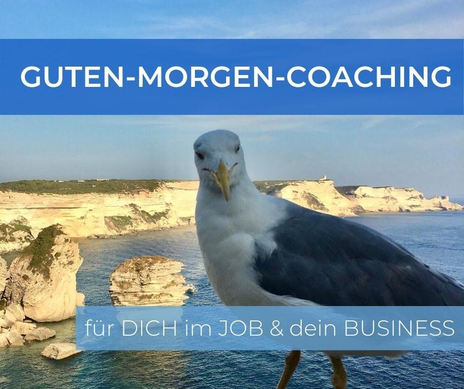 Beitragsild Guten Morgen Coaching